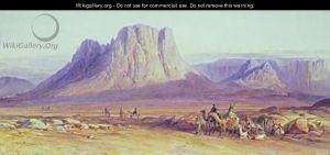Sinai painting